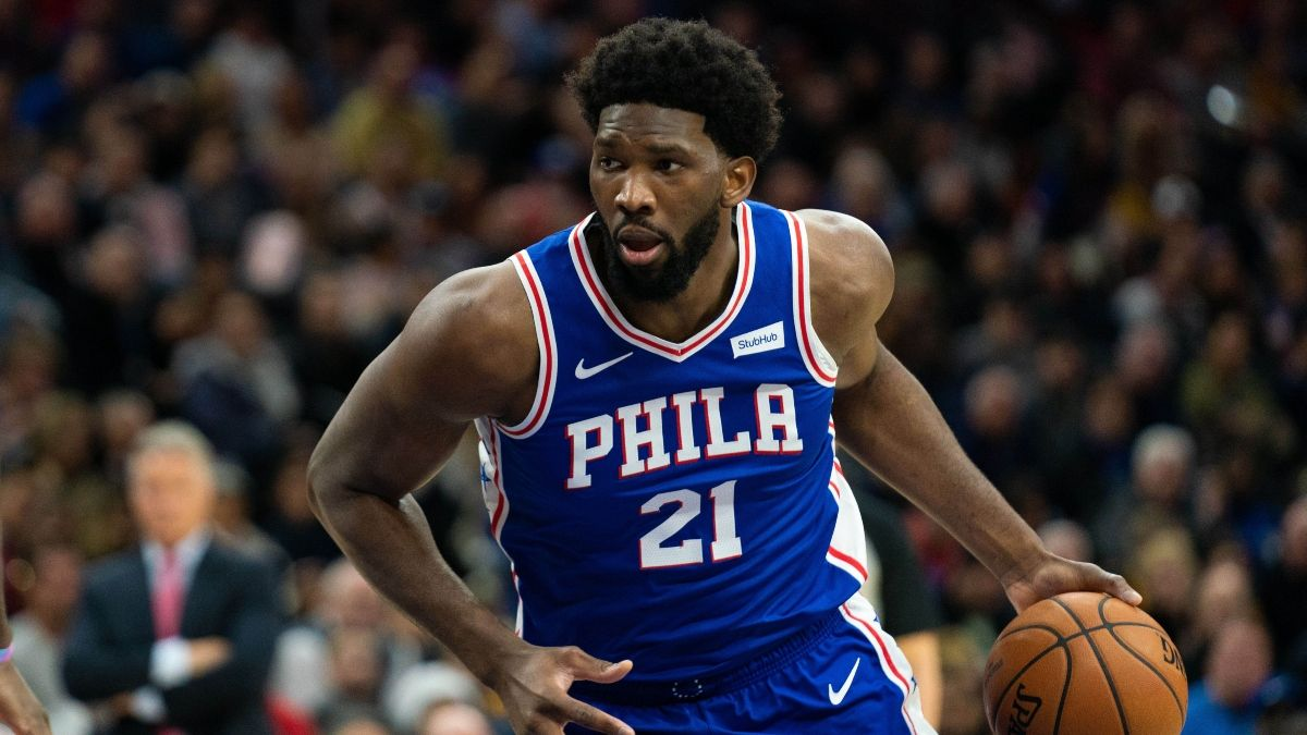 Thursday NBA Predictions, Picks & Betting Odds (Dec. 5): Joel Embiid Will Dominate Wizards' Thin Frontcourt article feature image