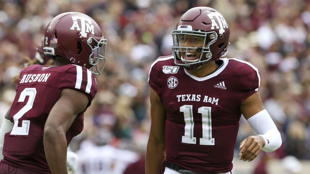 Texas A&M vs. Oklahoma State Odds, Betting Picks, Predictions: Updated Texas Bowl Spread on the Move article feature image