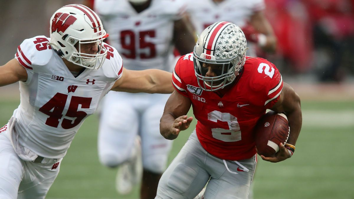 College Football Betting Picks: Wilson's 4 Favorite Bets for Conference Championship Weekend article feature image