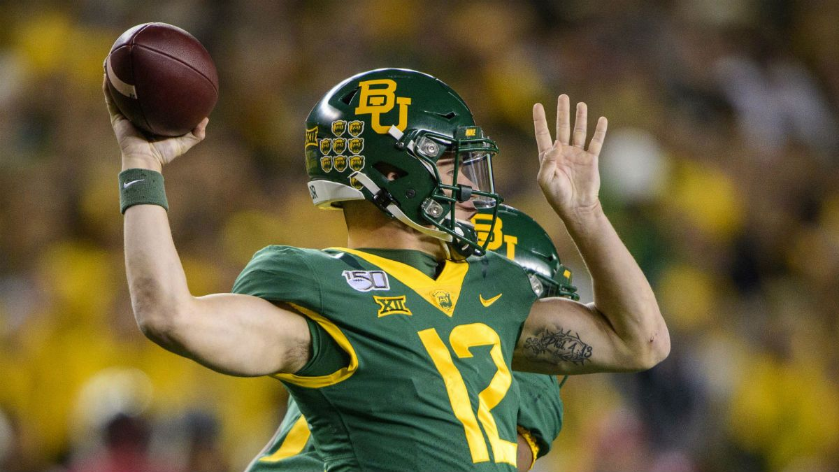2019 Big 12 Championship Game Betting Picks & Predictions: Oklahoma vs. Baylor Best Bets article feature image
