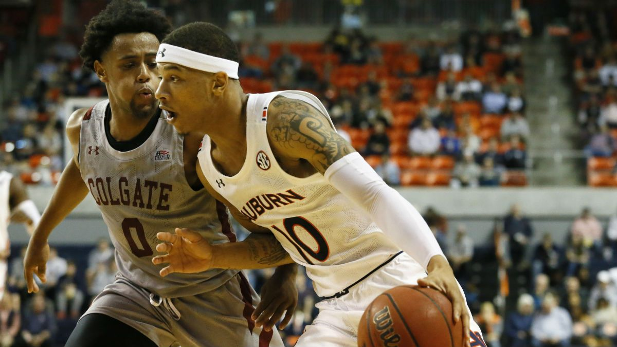 Thursday College Basketball Betting Odds & Picks: Auburn vs. N.C. State, William & Mary vs. St. Joe's article feature image