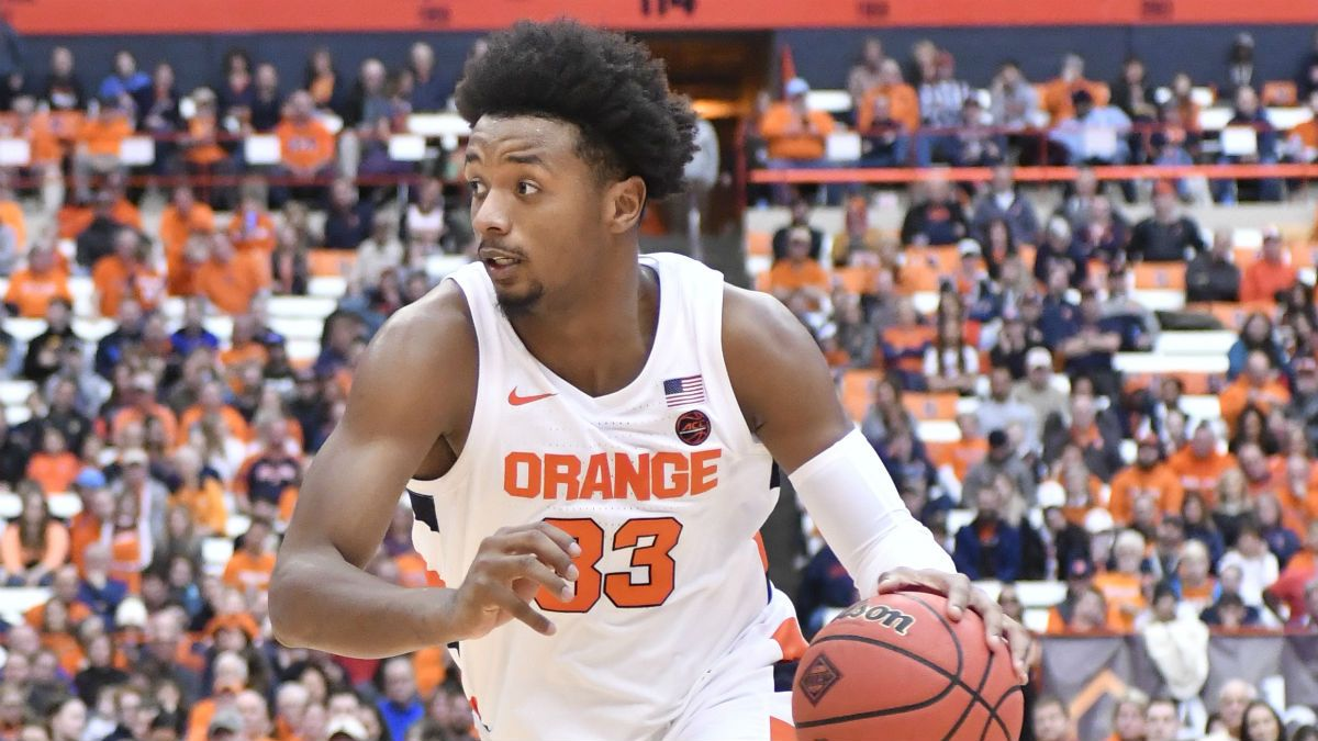 Saturday College Basketball Betting Odds & Picks: Syracuse-Georgetown, ULM-Stephen F. Austin article feature image