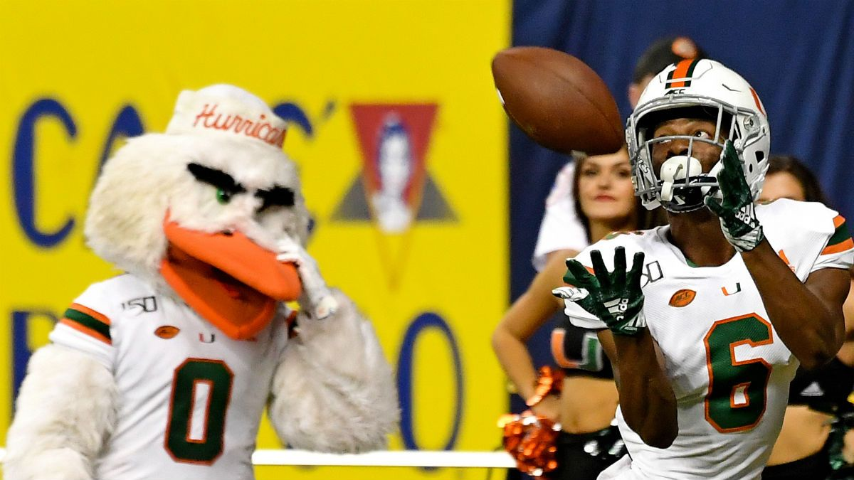 Miami vs. Louisiana Tech Odds, Picks, Betting Predictions: Are Hurricanes Motivated for Independence Bowl? article feature image