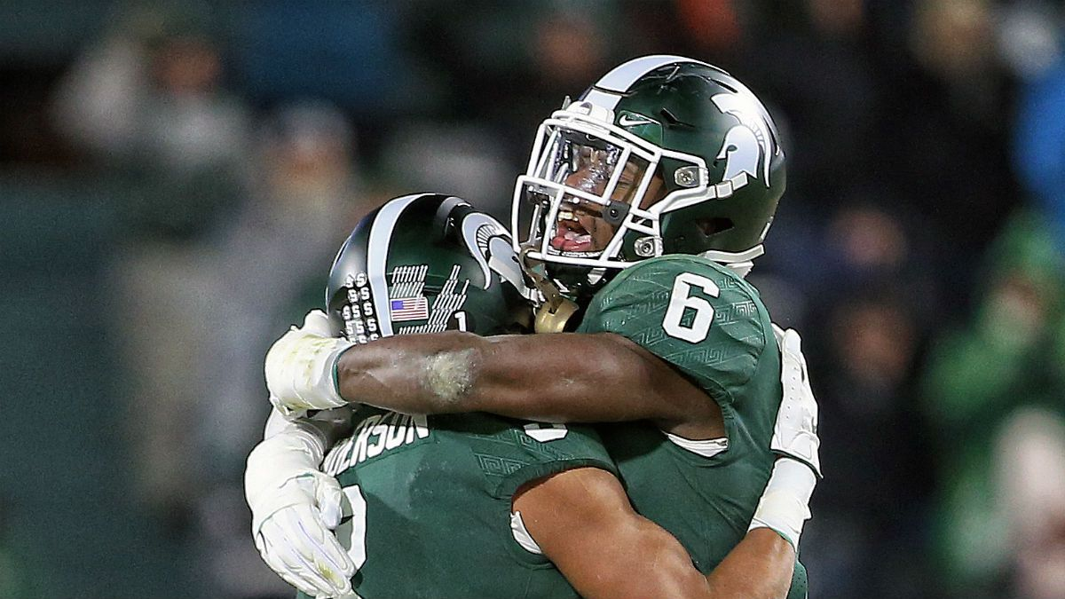 Michigan State vs. Wake Forest Odds, Picks, Predictions: Can Spartans Cover Spread in 2019 Pinstripe Bowl article feature image