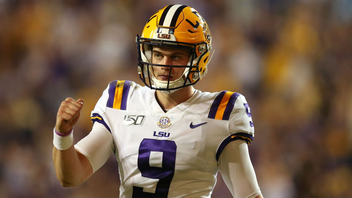 LSU vs. Oklahoma Odds, Picks, Spread: Prediction, Betting Line for 2019 College Football Playoff Semifinal article feature image