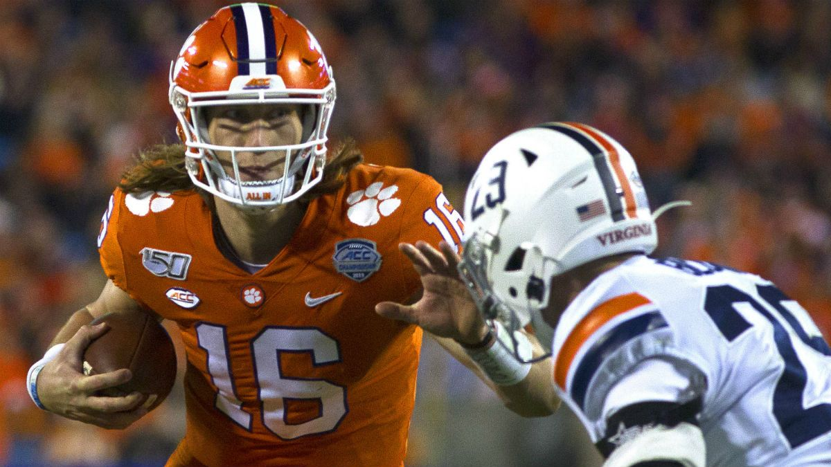 Clemson vs. Ohio State Prop Bets & Picks: Trevor Lawrence Rushing & 5 Other College Football Playoff Bets article feature image