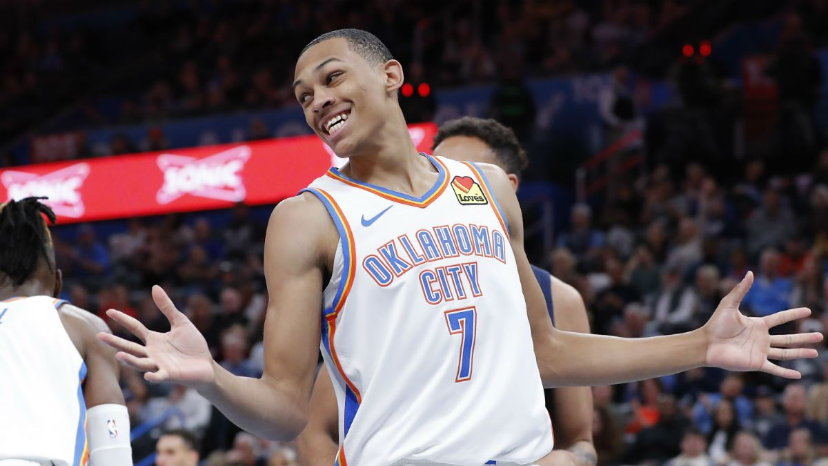 Thursday's 3 Best NBA Player Props: What's a Darius Bazley? article feature image