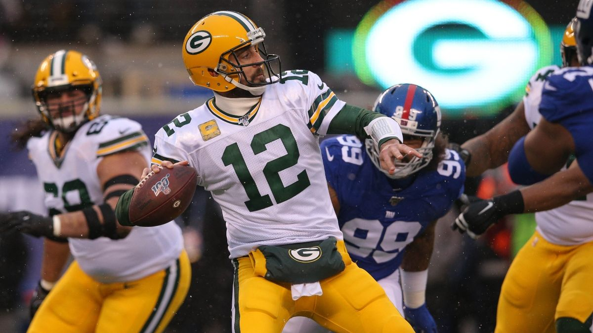Best Week 14 NFL Prop Bet: Picks for Aaron Rodgers, Willie Snead, More article feature image
