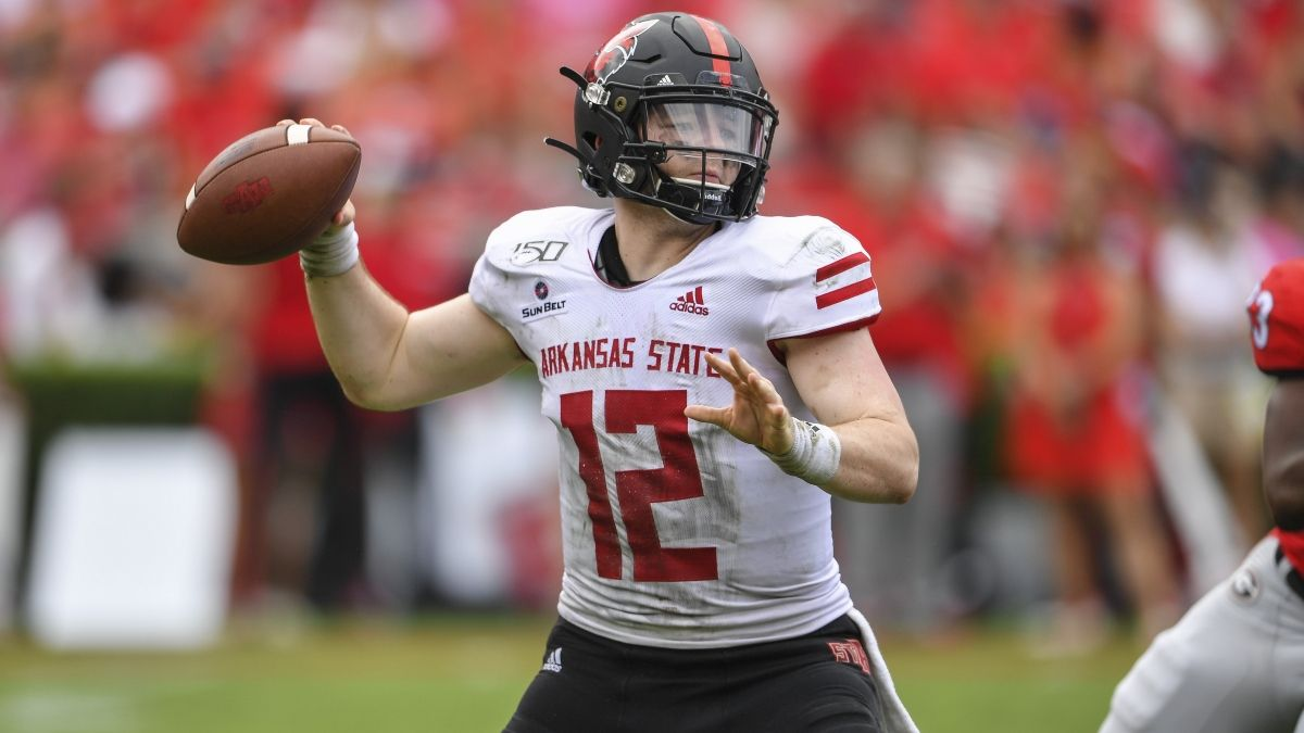Camellia Bowl Odds: FIU vs. Arkansas State Spread, Over/Under & Our Projections article feature image