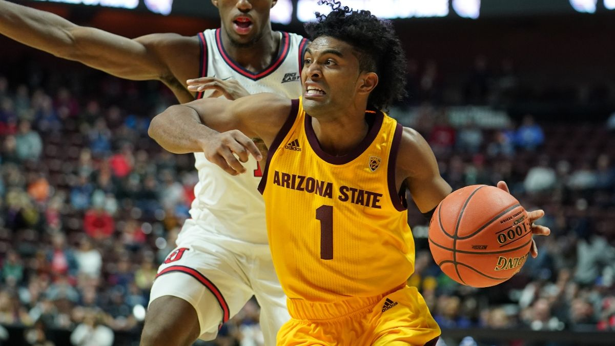 Wednesday College Basketball Odds & Picks: Wisconsin vs. Rutgers, Arizona State vs. Prairie View A&M article feature image