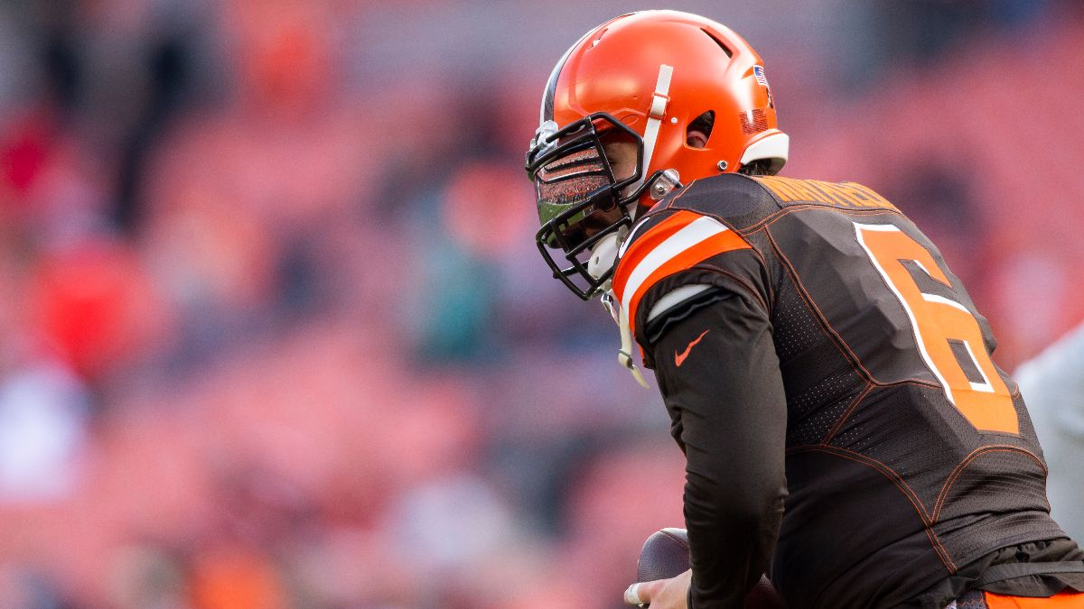 Bengals vs. Browns Betting Picks, Predictions & Odds: Baker Mayfield, Weather Will Be Key article feature image
