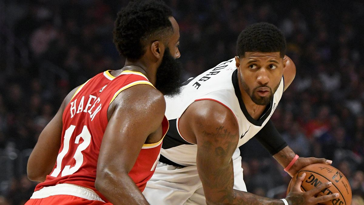 Rockets vs. Clippers Betting Picks, Betting Odds & Predictions: Will Houston's Defense Show Up? article feature image