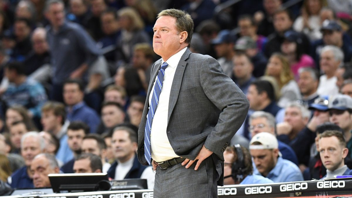 Kansas vs. Stanford College Basketball Pick: Sharps Quietly Betting Over/Under article feature image