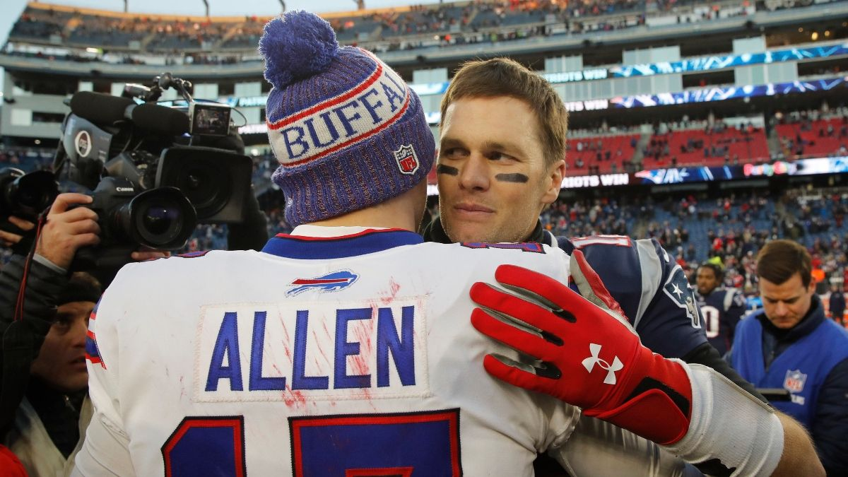 Bills vs. Patriots Betting Pick & Odds: How to Play the Lowest Over/Under of Week 16 article feature image