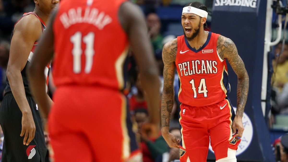 Friday's NBA Experts Picks: Our Staff's Favorite Bets for Rockets vs. Magic, Pelicans vs. 76ers, More article feature image