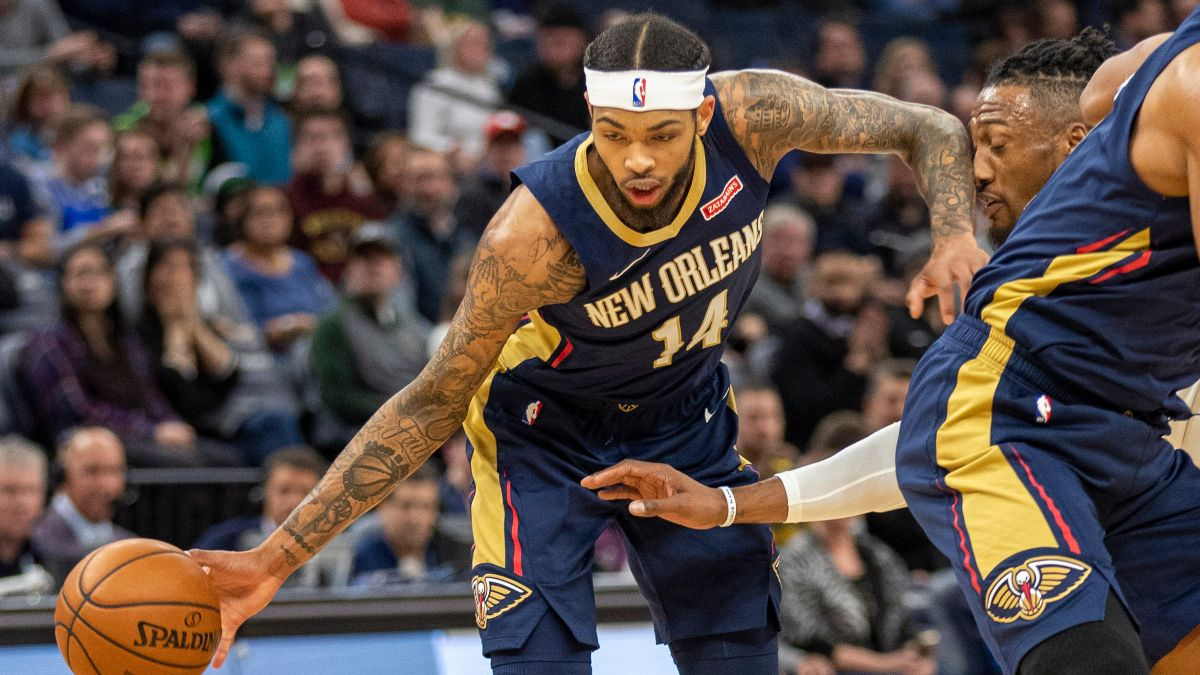 Friday's NBA Expert Picks: Our Staff's Favorite Bets for Timberwolves vs. Nuggets, Pelicans vs. Warriors article feature image
