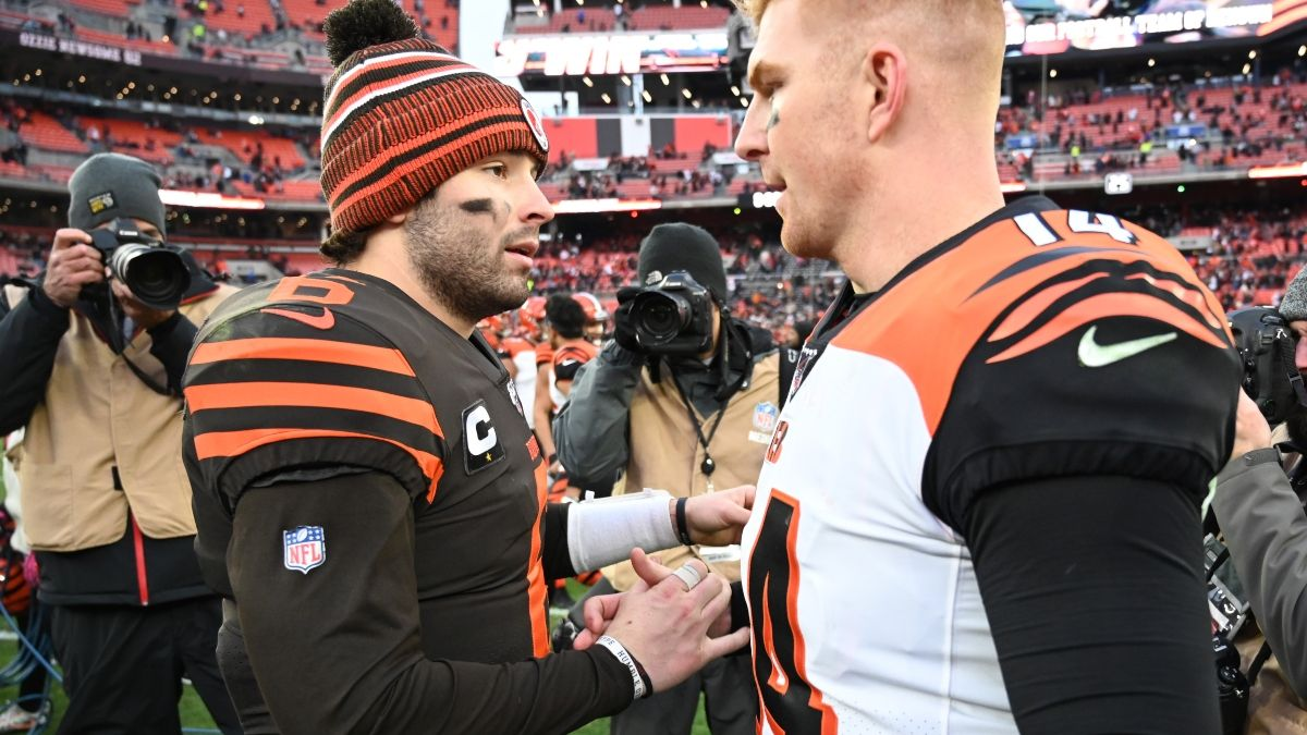 Browns vs. Bengals Betting Odds & Pick: How We're Betting This No-Stakes Matchup article feature image
