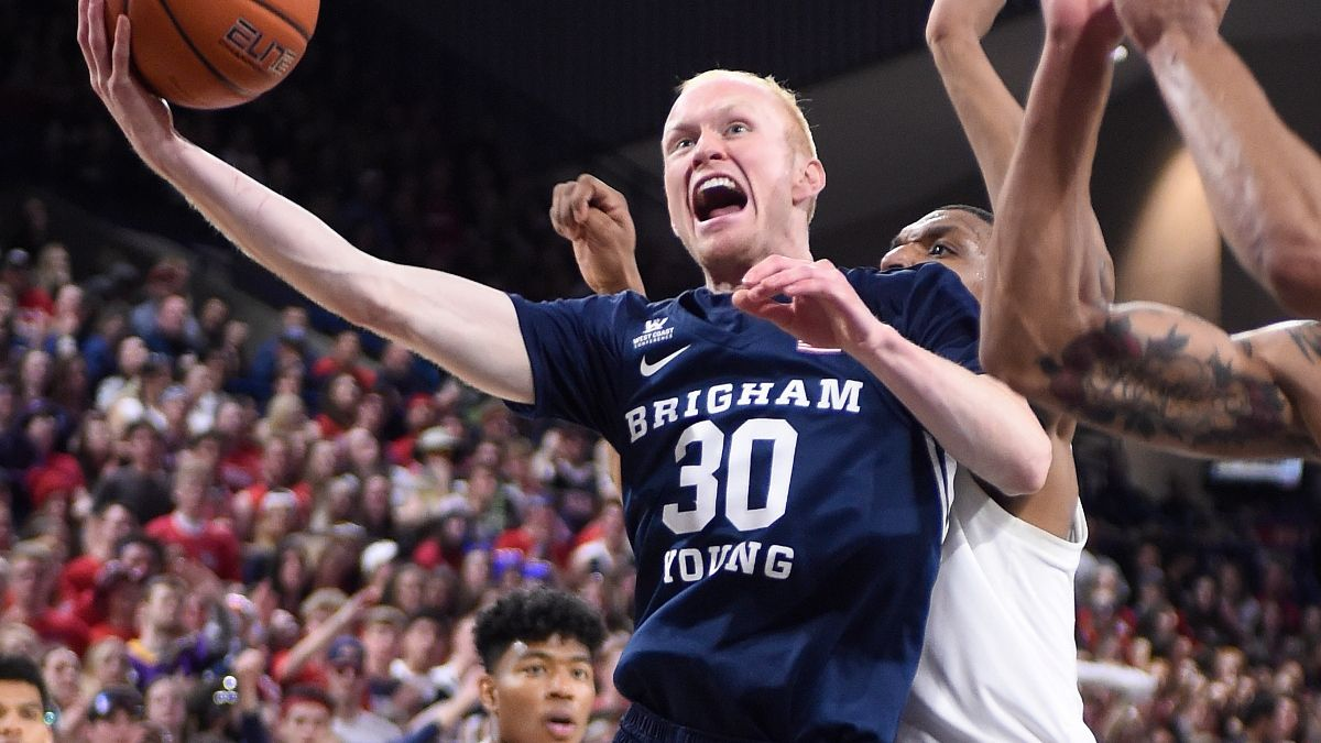 Tuesday College Basketball Odds & Betting Picks: Penn State vs. Maryland,  BYU vs. Nevada article feature image