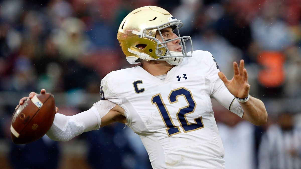 Notre Dame vs. Iowa State Odds, Betting Pick: 2019 Camping World Bowl Spread, Prediction article feature image