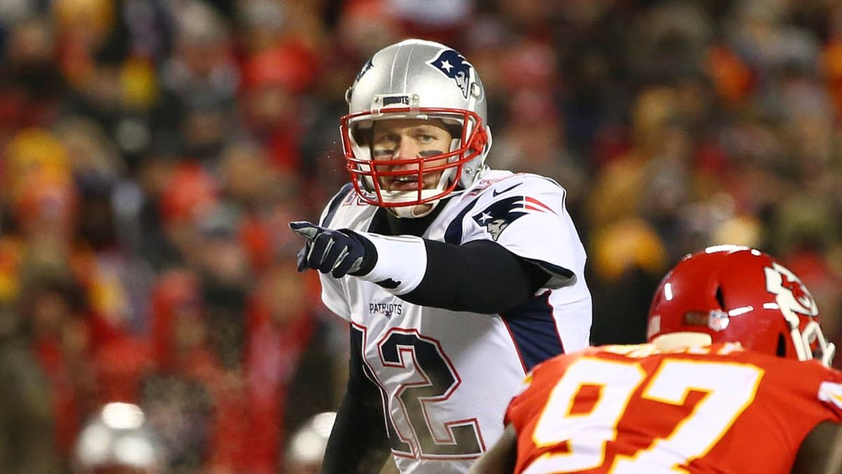 Chiefs vs. Patriots Picks: How Our Experts Are Betting This Spread article feature image