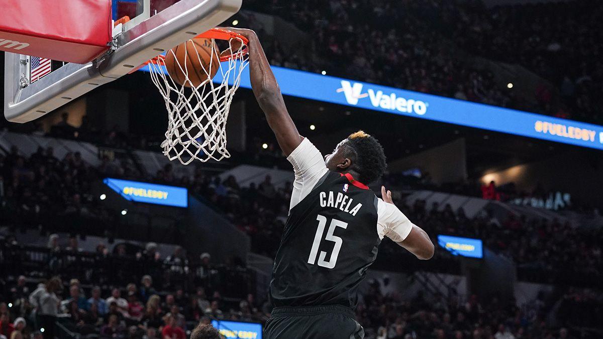 Best NBA Player Props & Betting Picks (Thursday Dec. 5): Clint Capela Is on Fire article feature image
