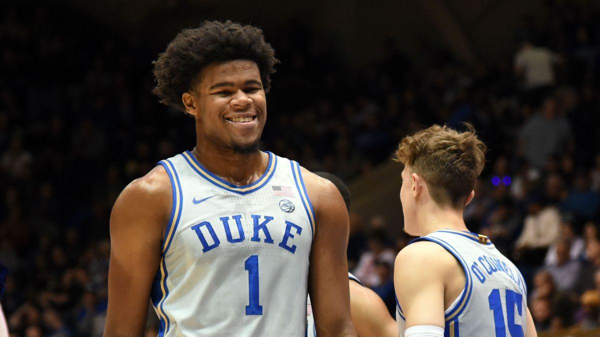 Friday College Basketball Odds & Betting Picks: Virginia Tech vs. Duke & Rhode Island vs. Providence article feature image