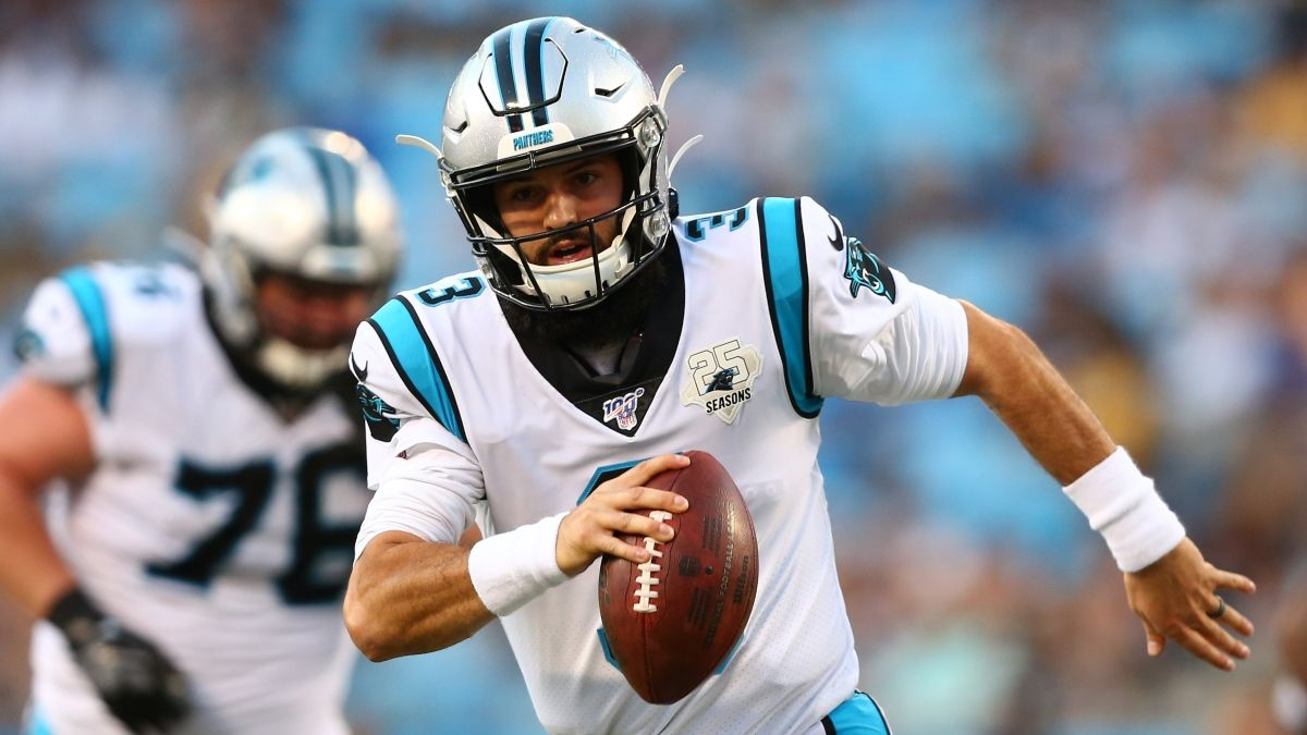 Panthers vs. Colts Betting Picks, Predictions & Odds: The Smart Way to Play Will Grier's Debut article feature image