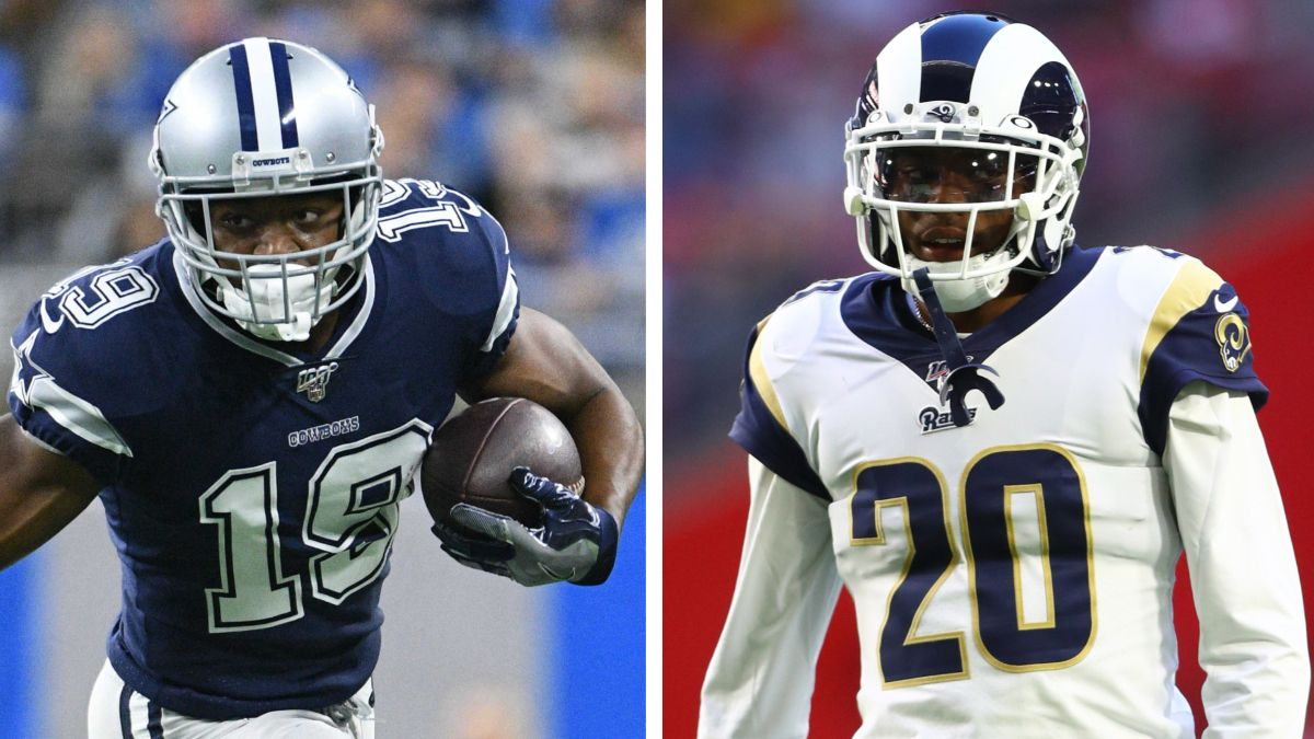 Grading Week 15 NFL WR/CB Matchups: Amari Cooper vs. Jalen Ramsey article feature image