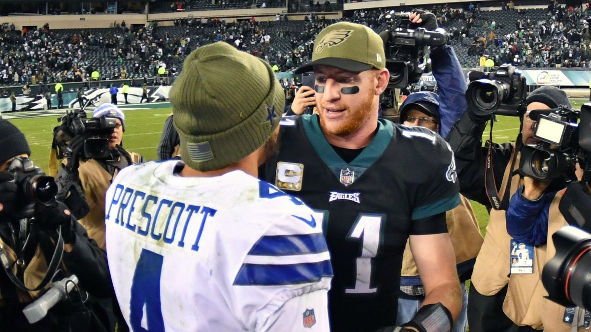 Cowboys vs. Eagles Picks, Predictions & Betting Odds: How to Bet This Key NFC East Matchup article feature image