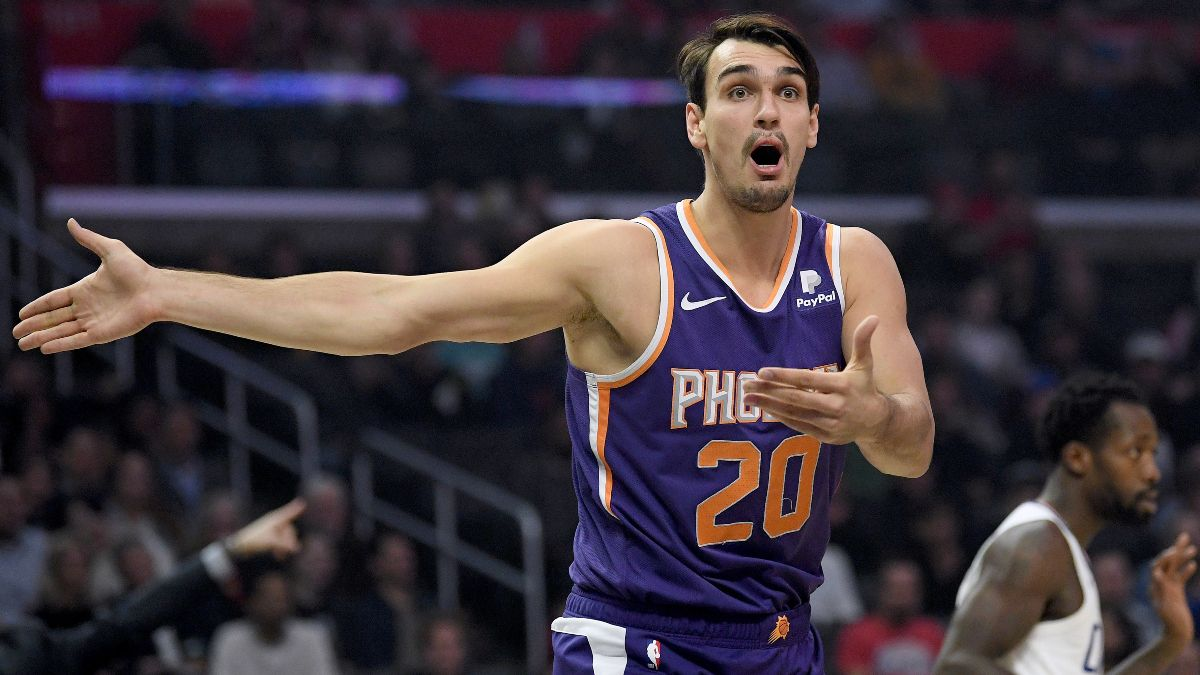 Best NBA Player Prop Bets & Picks (Monday, December 30): Fade Dario Saric on the Road article feature image