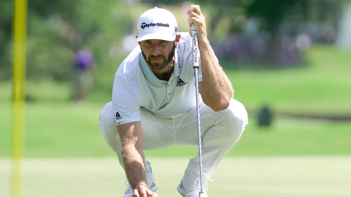 Sobel's Tournament of Champions Betting Preview: Dustin Johnson the Man To Beat at Kapalua article feature image