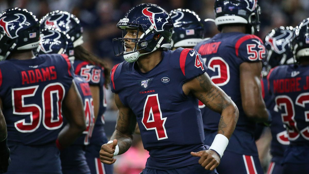 NFL Week 16 Picks & Predictions: The Bets Our Experts Locked in Early, Including Texans vs. Buccaneers article feature image