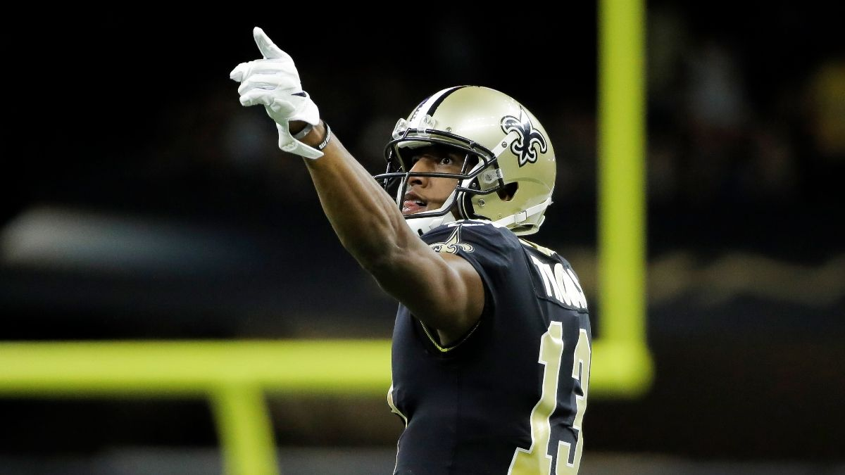 Week 17 Fantasy Football Standard Rankings: WR article feature image