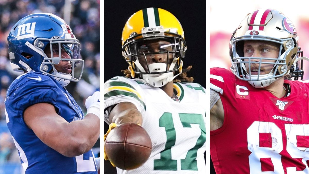 Week 16 Fantasy Football Rankings for Your Championship: PPR, Standard, Half PPR article feature image