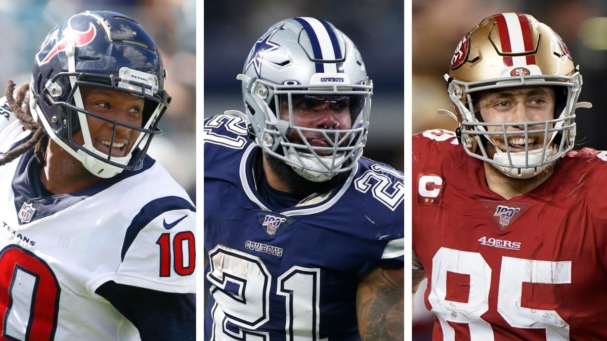 Week 17 Fantasy Football Rankings for Every Position: PPR, Standard, Half PPR article feature image