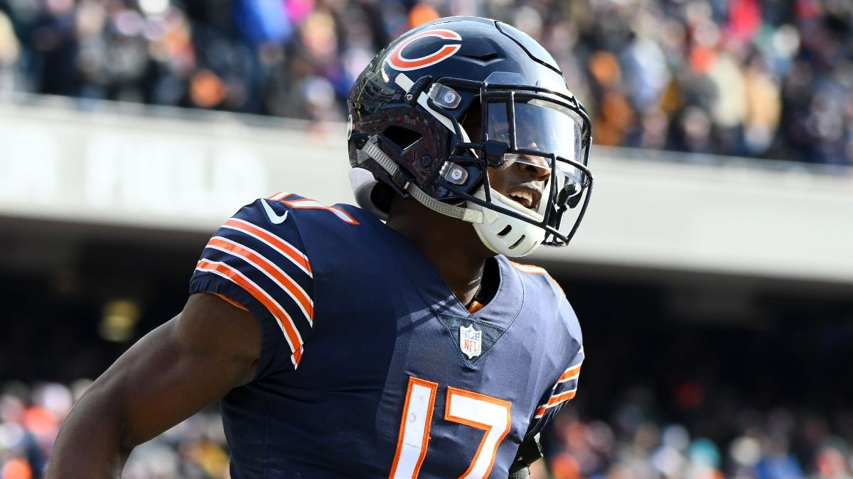 Koerner's TNF Fantasy Football Start/Sit Strategy for Cowboys-Bears article feature image