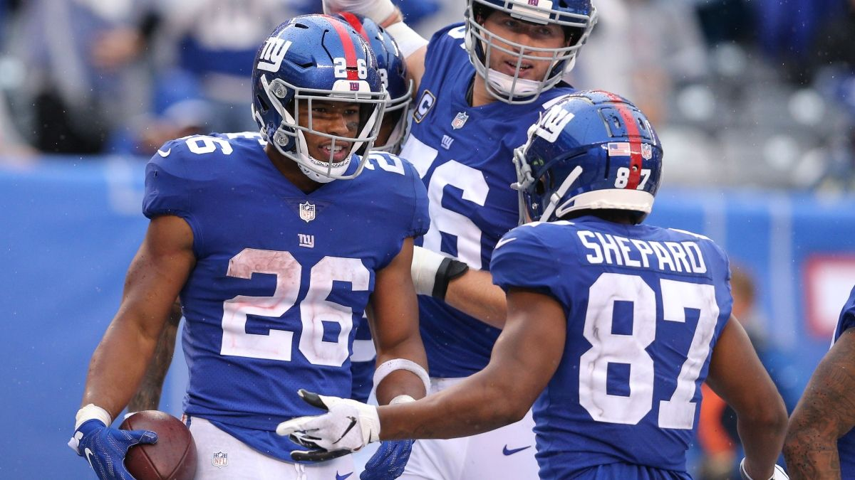 Koerner's MNF Miracle Odds: Will Giants or Eagles Players Win Your Fantasy Football Matchup? article feature image
