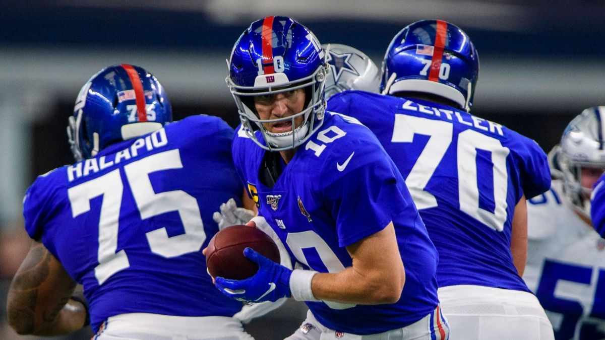 Eli Manning Betting History: Against-the-Spread Results for the Giants Quarterback article feature image