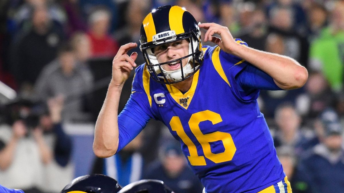 Evan Silva's Fantasy Football Matchups Breakdown for Rams vs. 49ers on Saturday Night article feature image