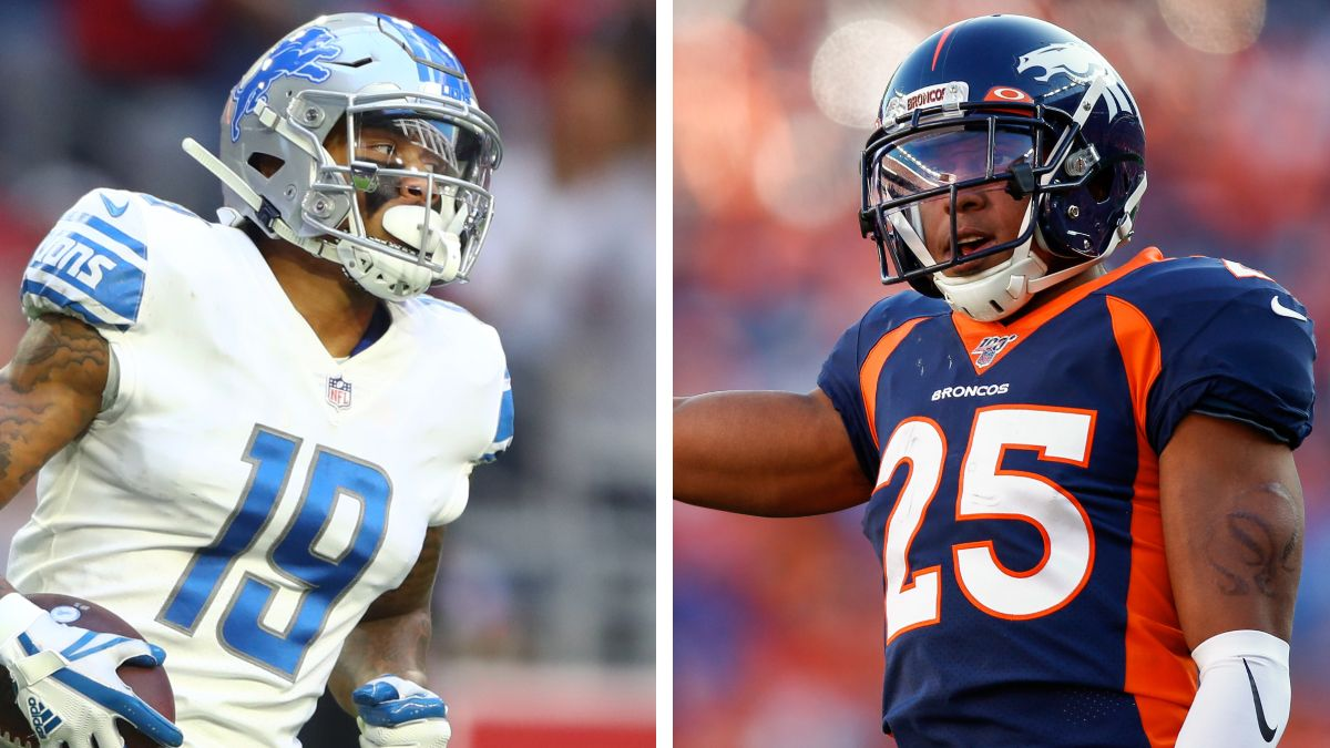 Grading Week 16 NFL WR/CB Matchups: Kenny Golladay vs. Chris Harris Jr. article feature image