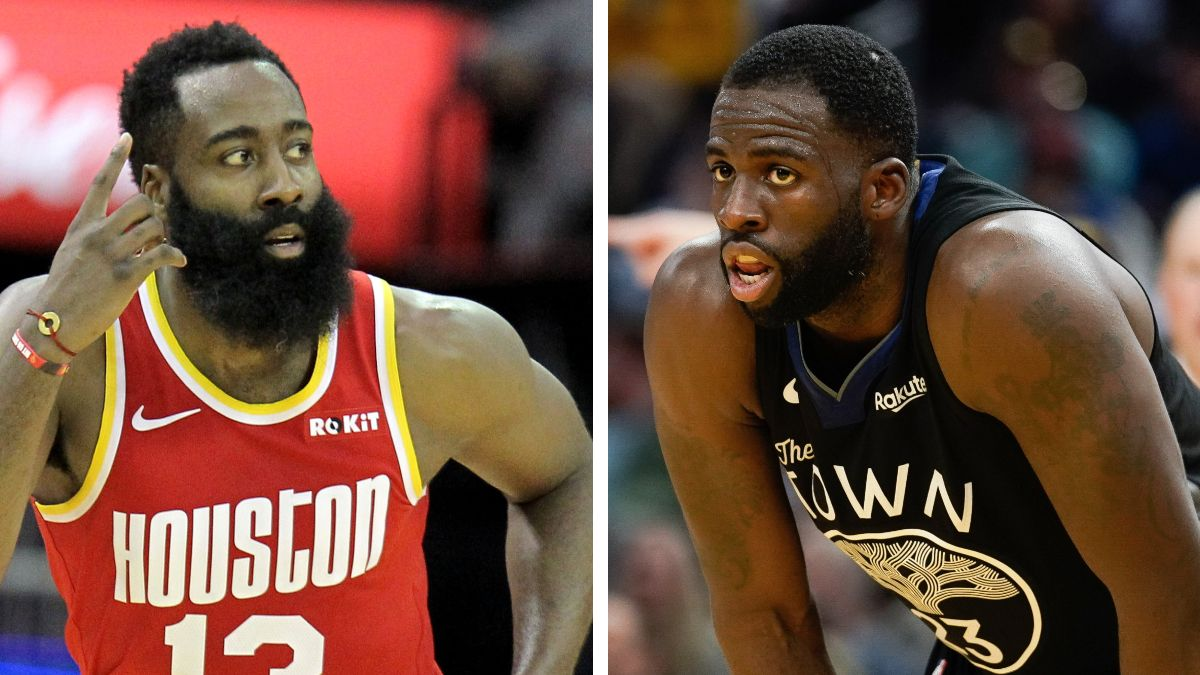 Rockets vs. Warriors Odds, Spread, Line: Betting Picks & Predictions for Christmas Day article feature image