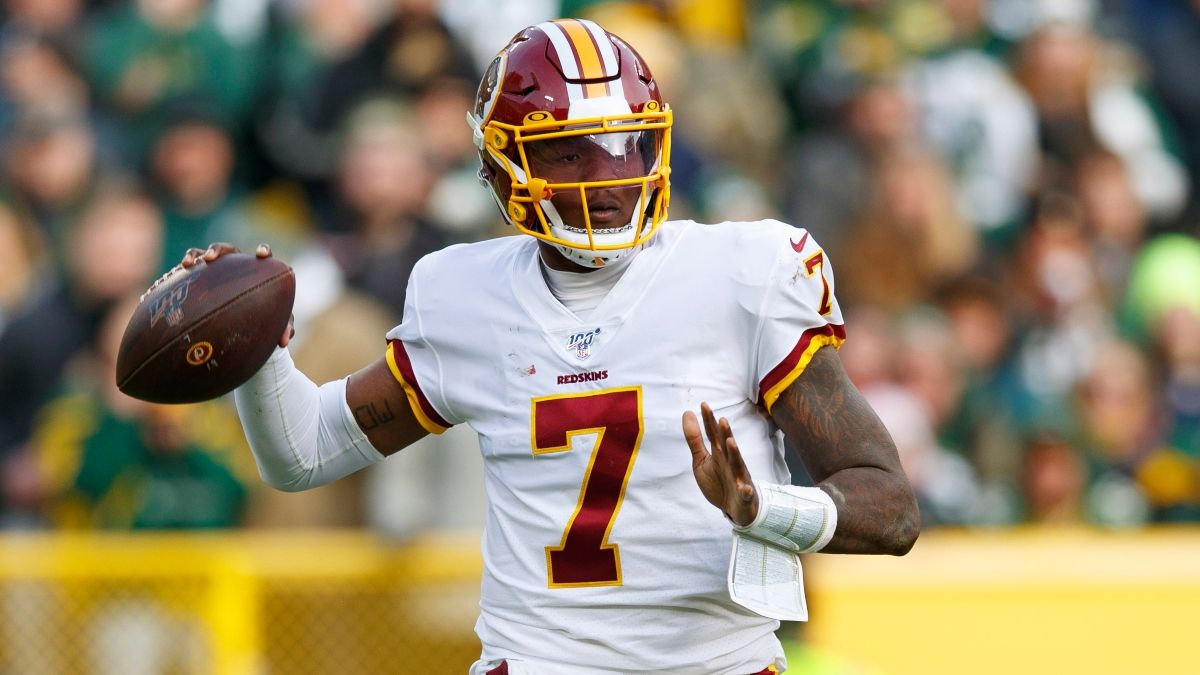 Eagles vs. Redskins Betting Odds & Pick: The Smart Way to Bet This Over/Under article feature image