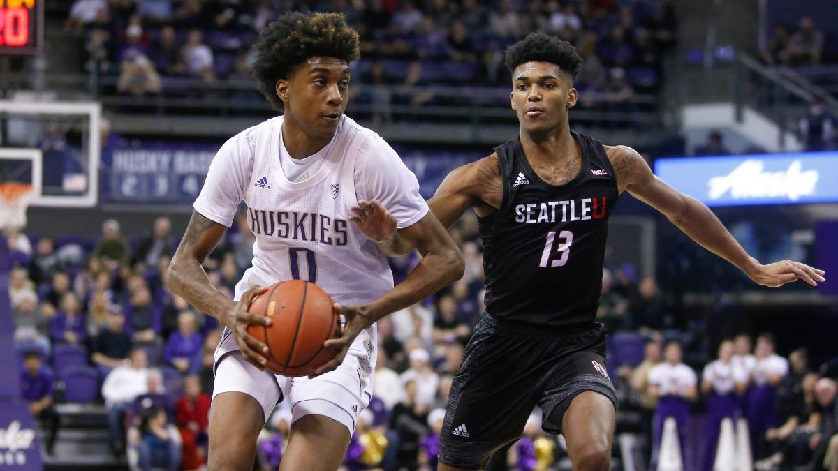Christmas College Basketball Betting Odds & Picks: How I'm Betting Houston-Washington, AAC Futures article feature image