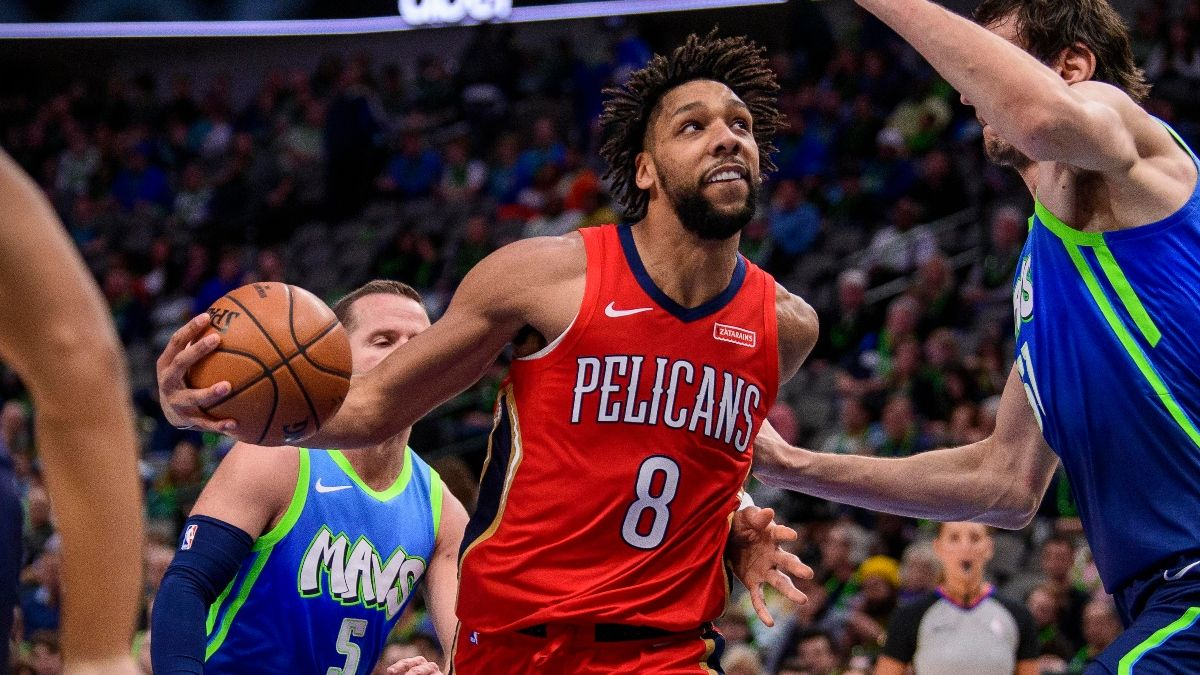 Christmas Day NBA Cheat Sheet: Betting Odds, Picks, Predictions for Clippers vs. Lakers, Pelicans vs. Nuggets article feature image