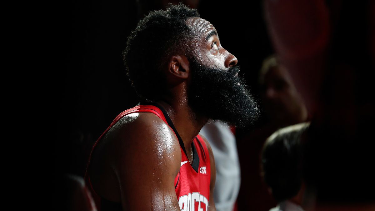 Wednesday's Best NBA Player Props & Betting Picks (Jan. 8): James Harden Is a Scoring Machine article feature image