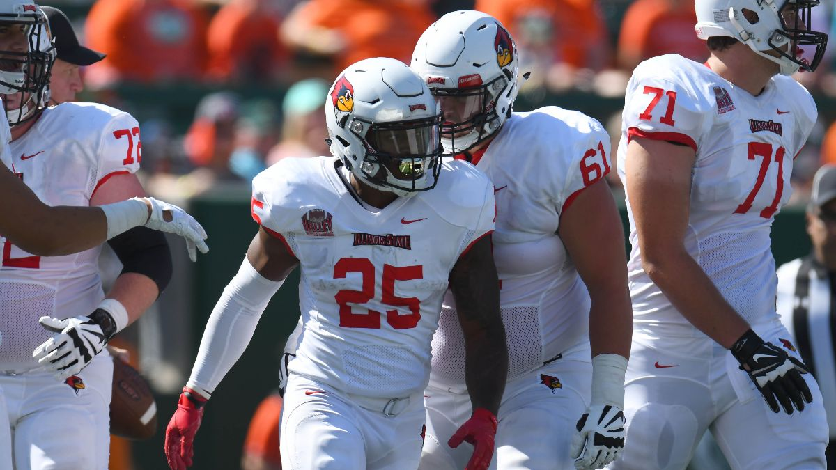 FCS Playoffs Betting Odds, Picks & Predictions for NDSU-Illinois State article feature image