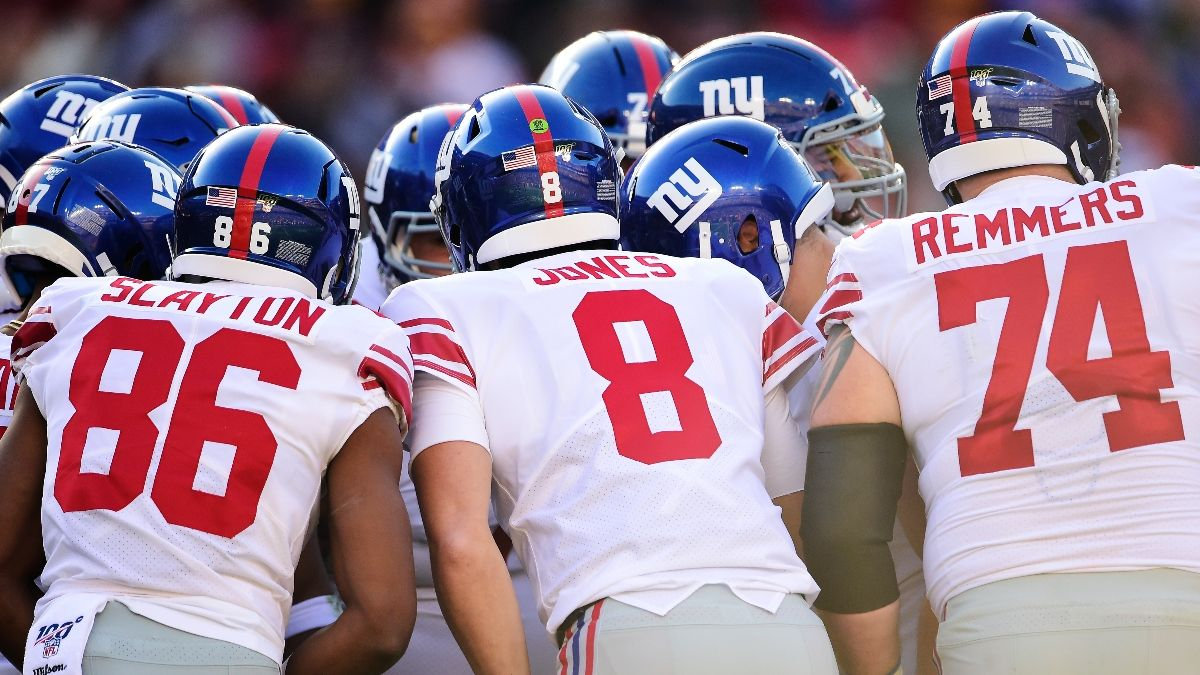 betting line giants vs bears