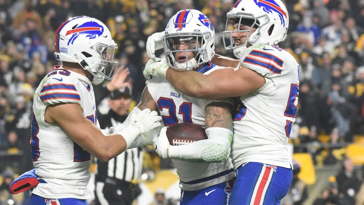 Bills vs. Patriots Sharp Pick: How Pros Are Betting This Over/Under article feature image