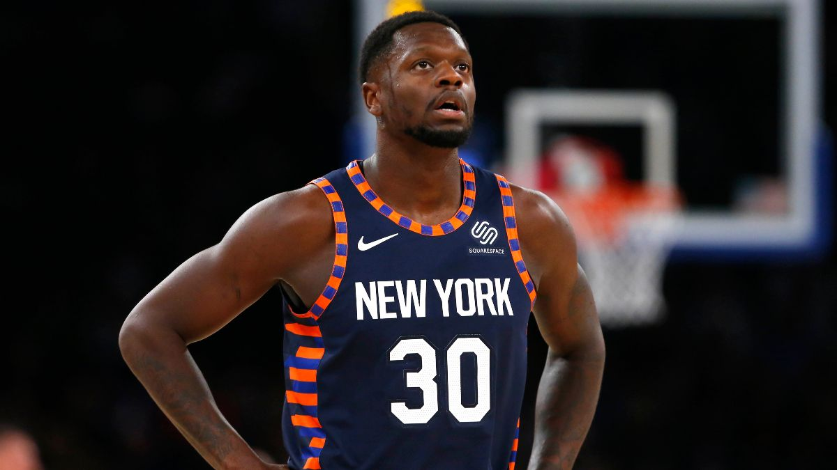 Tuesday's NBA Experts Picks: Our Staff's Favorite Bets for Nuggets vs. 76ers, Knicks vs. Trail Blazers article feature image