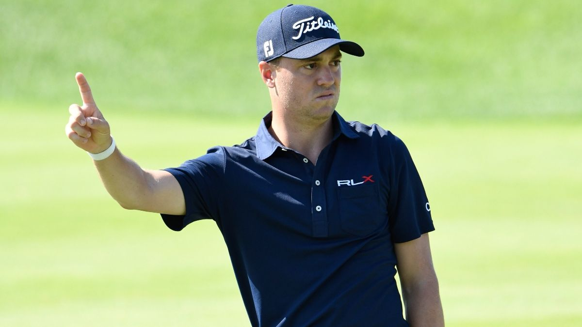 Presidents Cup Betting Tips, Preview: Will Justin Thomas Shine at Royal Melbourne? article feature image